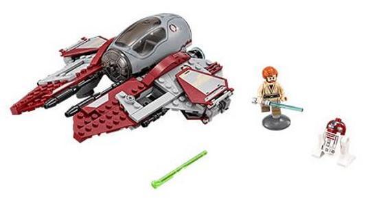 LEGO STARWARS - 75135 Obi-Wan's Jedi Interceptor 75135_10