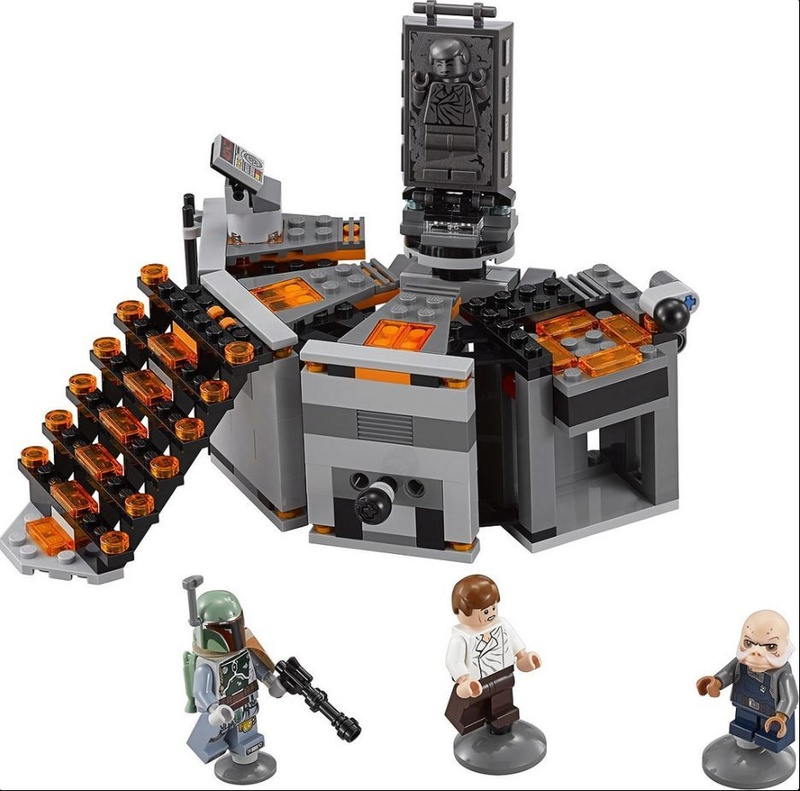 LEGO STARWARS - 75137 Carbon Freezing Chamber 75137_10