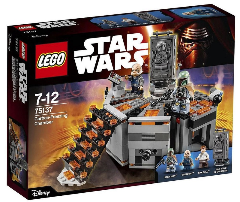 LEGO STARWARS - 75137 Carbon Freezing Chamber 75137_12