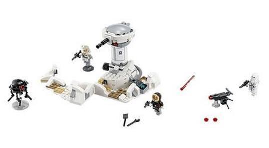 LEGO STARWARS - 75138 Hoth Attack 75138_10