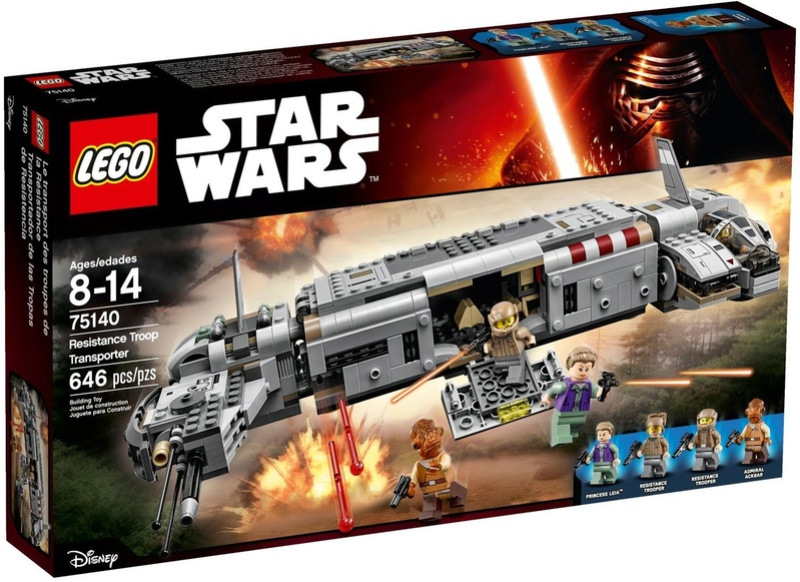 LEGO STARWARS - 75140 The Pirate Transport 7514010
