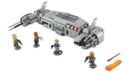 LEGO STARWARS - 75140 The Pirate Transport 75140_10