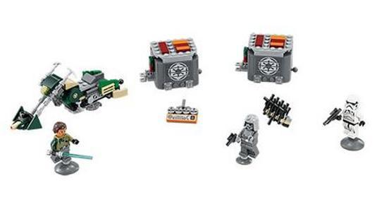 LEGO STAR WARS REBELS - 75141 Kanan's Speeder Bike 75141_12