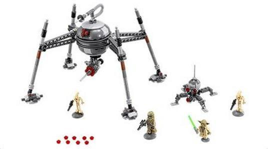 LEGO STARWARS - 75142 Homing Spider Droid 75142_10