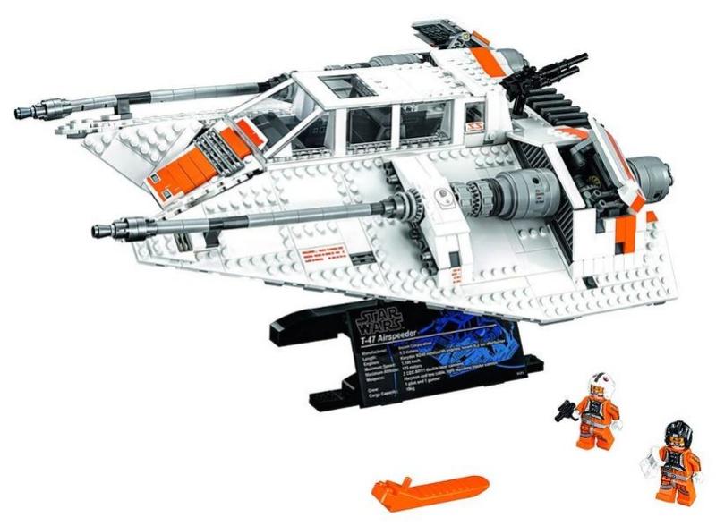 LEGO STAR WARS - 75144 - UCS Snowspeeder 75144_11