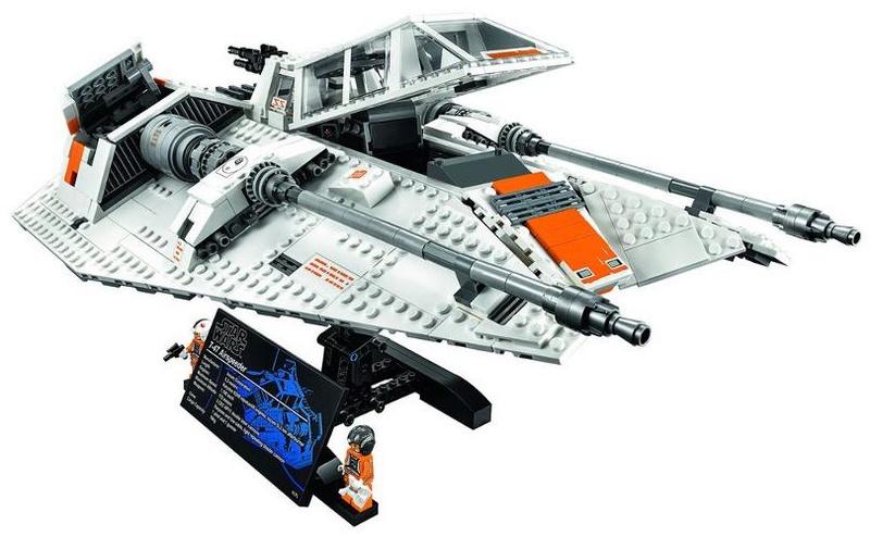 LEGO STAR WARS - 75144 - UCS Snowspeeder 75144_14