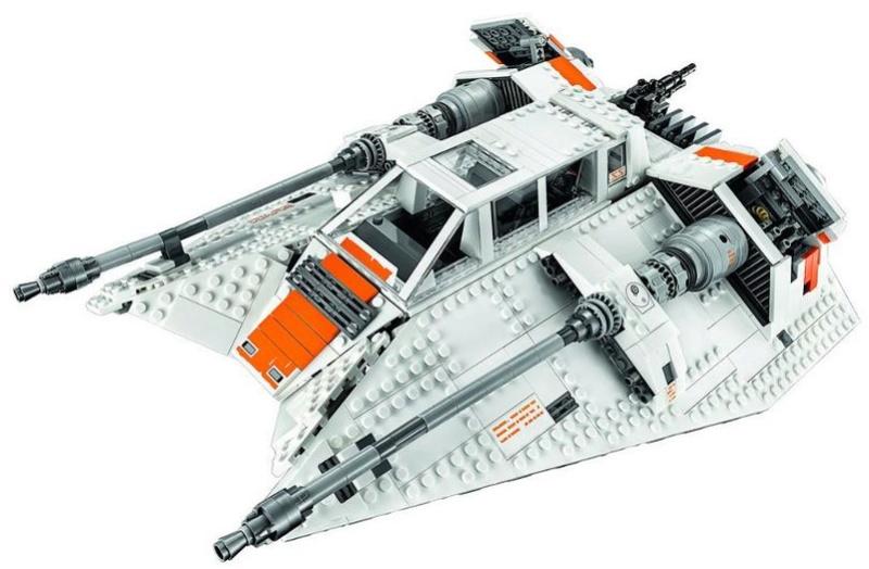 LEGO STAR WARS - 75144 - UCS Snowspeeder 75144_15