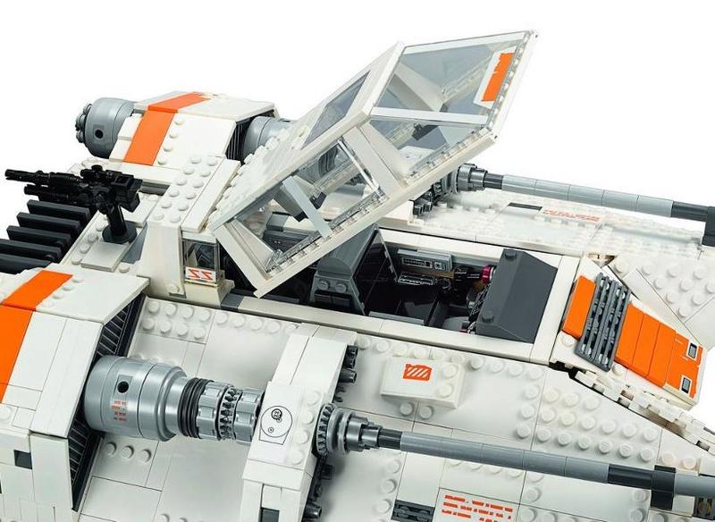 LEGO STAR WARS - 75144 - UCS Snowspeeder 75144_16