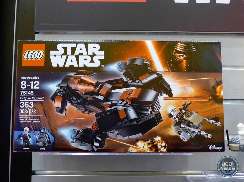 LEGO STAR WARS - 75145 - Eclipse Fighter 75145_11