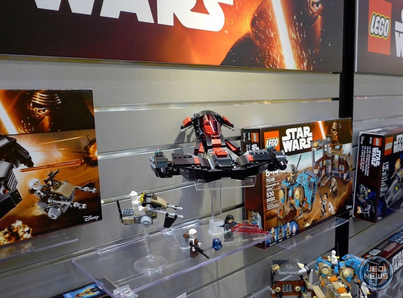 LEGO STAR WARS - 75145 - Eclipse Fighter 75145_12