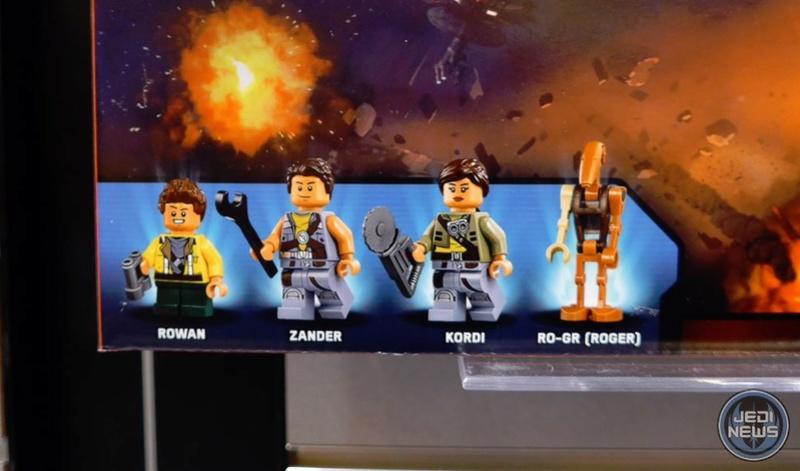 LEGO STAR WARS - 75147 - StarScavenger 75147_11