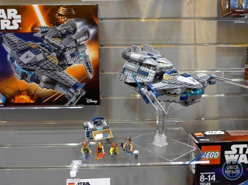 LEGO STAR WARS - 75147 - StarScavenger 75147_12