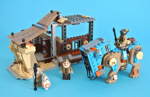 LEGO STAR WARS - 75148 - Encounter On Jakku 75148_10