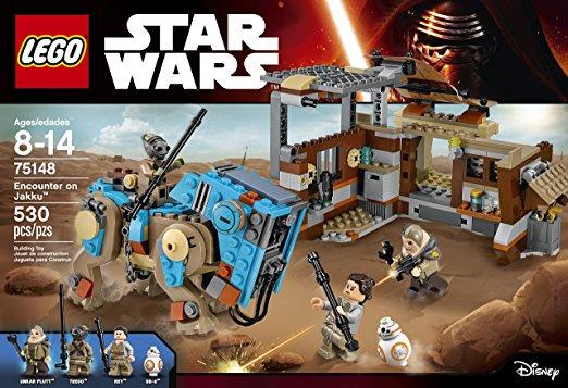 LEGO STAR WARS - 75148 - Encounter On Jakku 75148_11