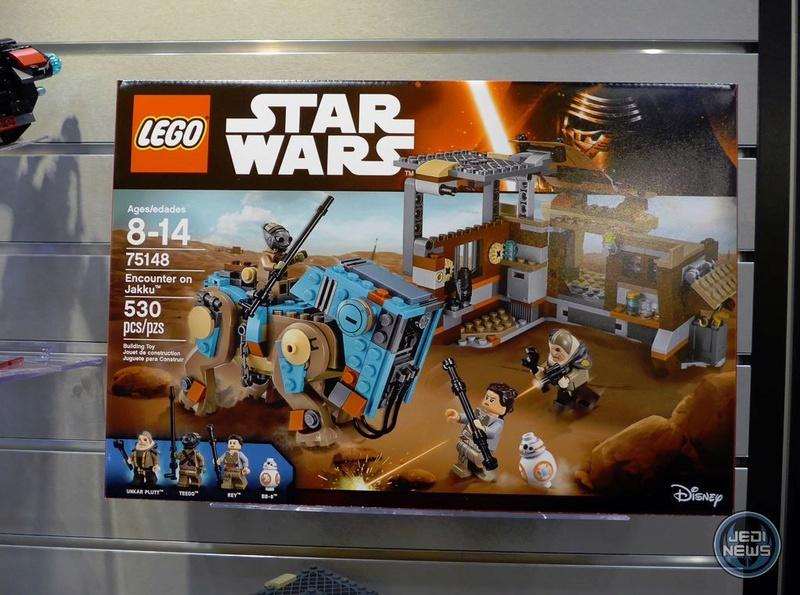 LEGO STAR WARS - 75148 - Encounter On Jakku 75148_12