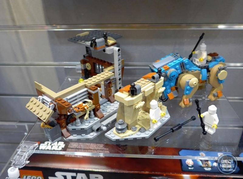 LEGO STAR WARS - 75148 - Encounter On Jakku 75148_14