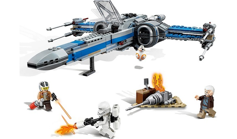 LEGO STAR WARS - 75149 - Resistance X-Wing Fighter 75149_10