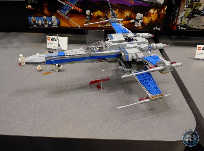 LEGO STAR WARS - 75149 - Resistance X-Wing Fighter 75149_12