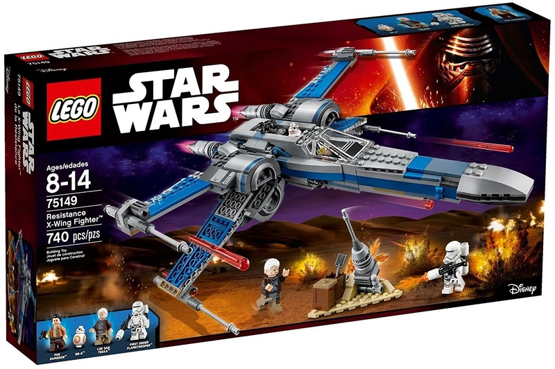 LEGO STAR WARS - 75149 - Resistance X-Wing Fighter 75149_14