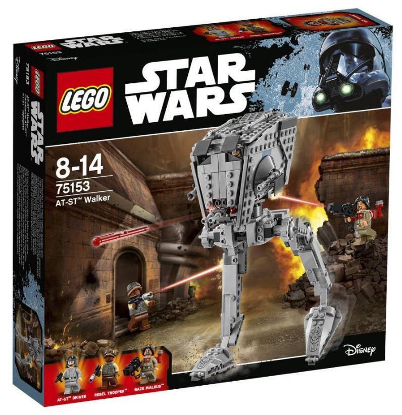 LEGO STAR WARS - 75153 - AT-ST Walker 75153_11