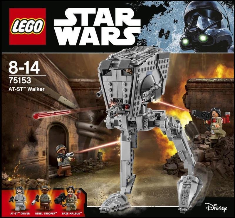 LEGO STAR WARS - 75153 - AT-ST Walker 75153_12