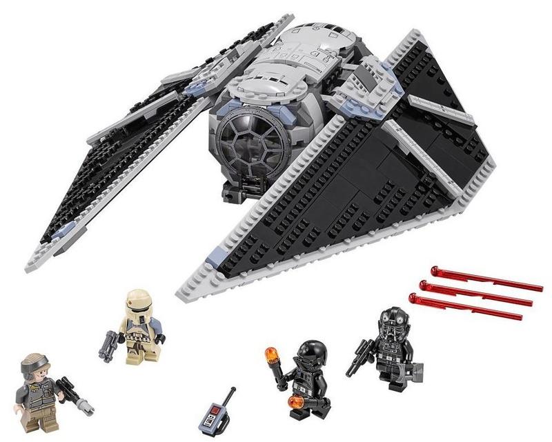 LEGO STAR WARS - 75154 - Tie Striker 75154_10