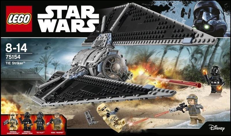 LEGO STAR WARS - 75154 - Tie Striker 75154_11