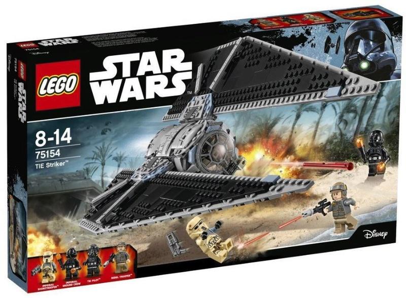 LEGO STAR WARS - 75154 - Tie Striker 75154_12
