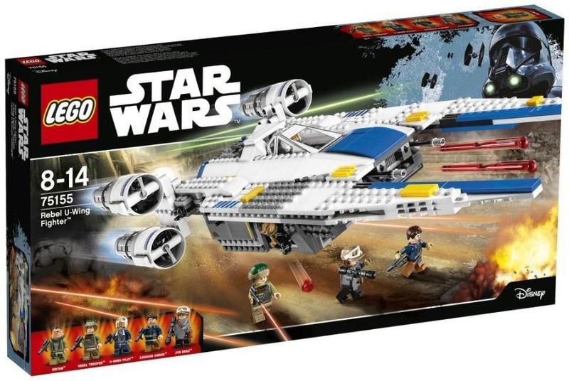 LEGO STAR WARS - 75155 - Rebel U-Wing Fighter 75155_11