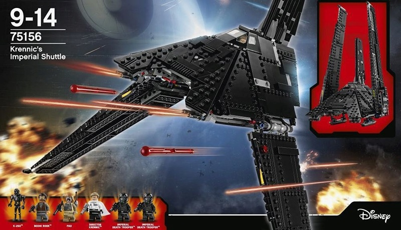 LEGO STAR WARS - 75156 - Krennic's Imperial Shuttle 75156_11