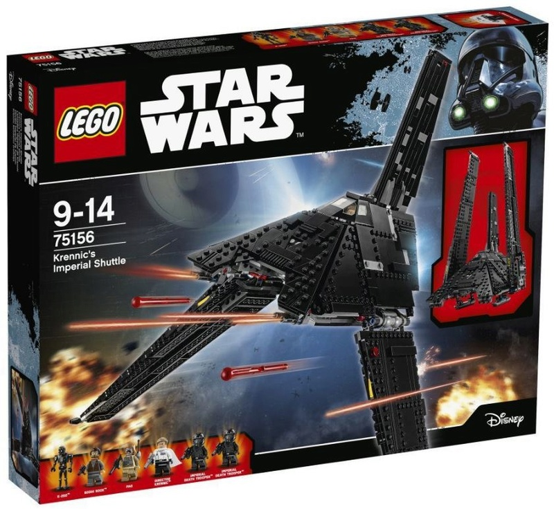 LEGO STAR WARS - 75156 - Krennic's Imperial Shuttle 75156_12