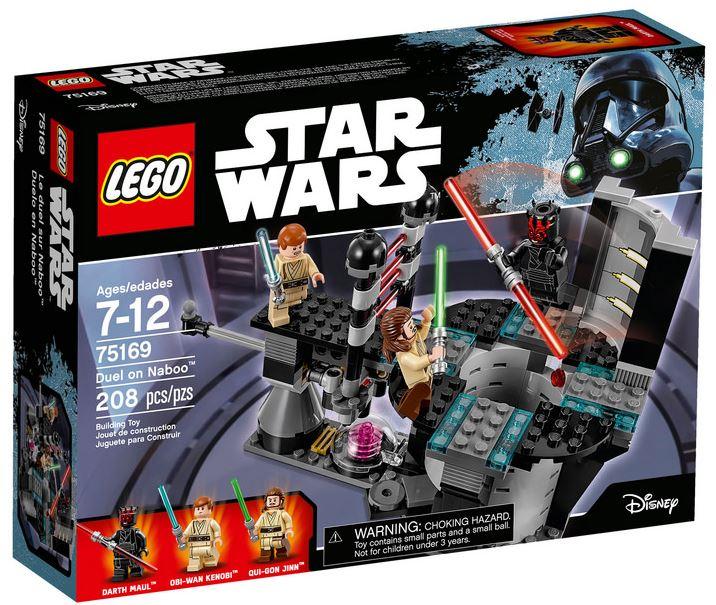 LEGO STAR WARS - 75169 - Duel on Naboo 75169_13