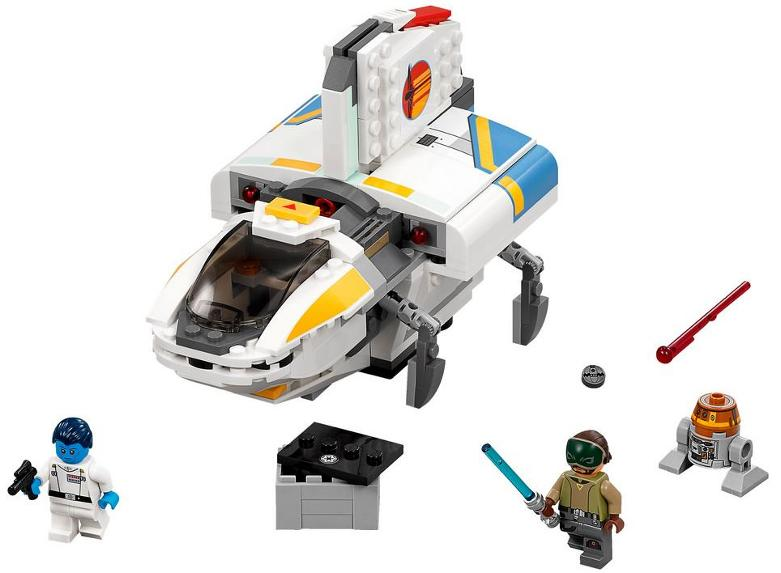 LEGO STAR WARS - 75170 - The Phantom  75170_16