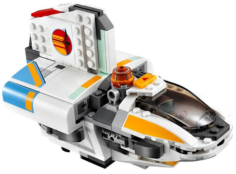 LEGO STAR WARS - 75170 - The Phantom  75170_17