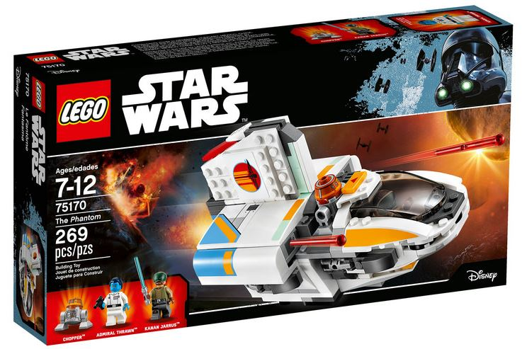 LEGO STAR WARS - 75170 - The Phantom  75170_18
