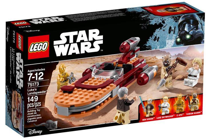 LEGO STAR WARS - 75173 - Luke's Landspeeder 75173_10