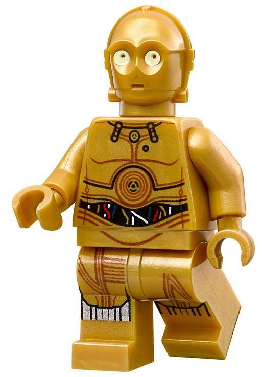LEGO STAR WARS - 75173 - Luke's Landspeeder 75173_13