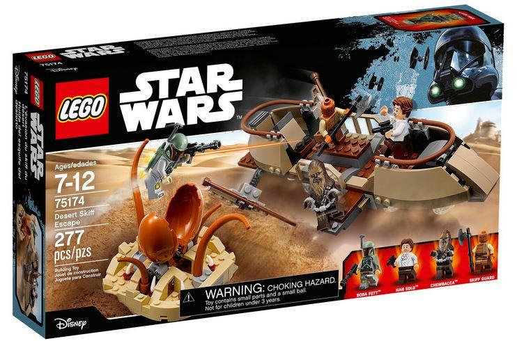 LEGO STAR WARS - 75174 - Desert Skiff Escape 75174_11