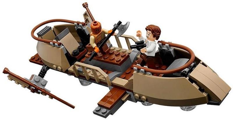 LEGO STAR WARS - 75174 - Desert Skiff Escape 75174_12