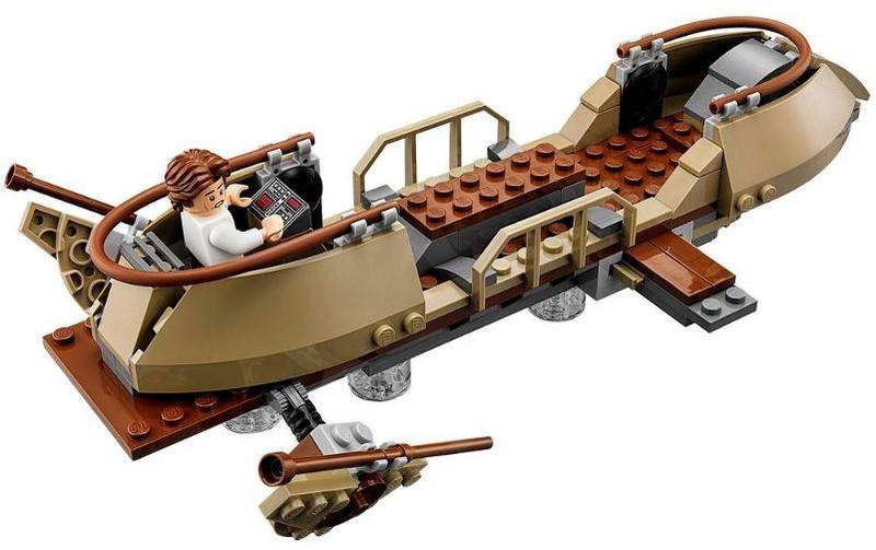 LEGO STAR WARS - 75174 - Desert Skiff Escape 75174_15