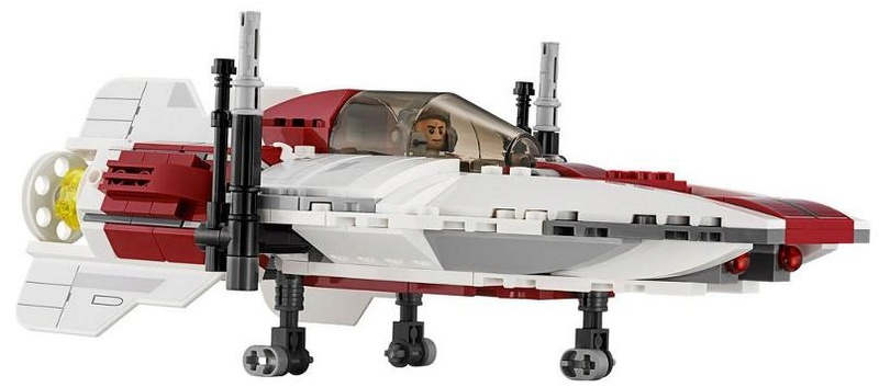 LEGO STAR WARS - 75175 A-Wing Starfighter 75175_12