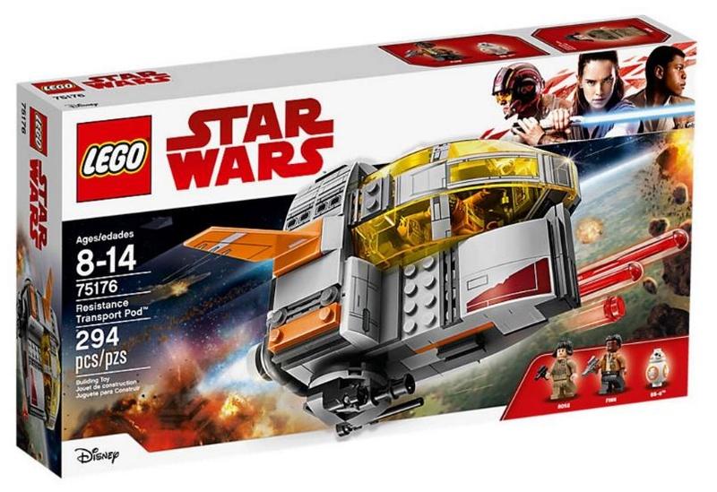 LEGO STAR WARS - 75176 - Resistance Transport Pod 75176_18