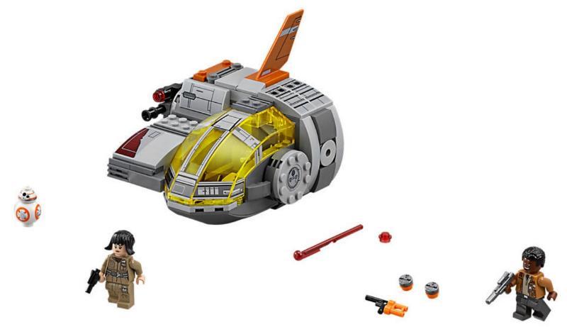 LEGO STAR WARS - 75176 - Resistance Transport Pod 75176_21