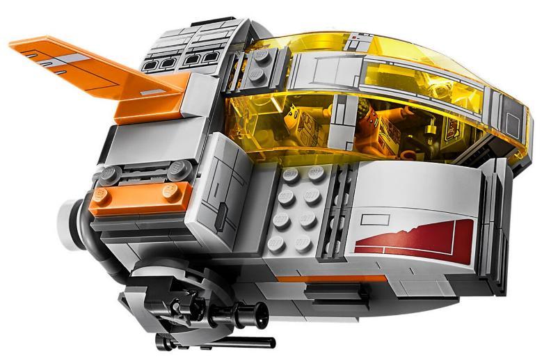 LEGO STAR WARS - 75176 - Resistance Transport Pod 75176_22