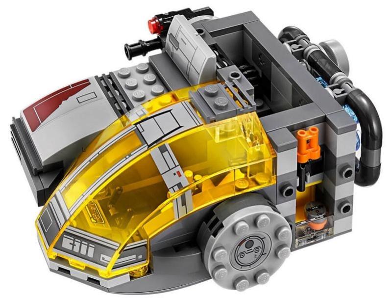 LEGO STAR WARS - 75176 - Resistance Transport Pod 75176_23