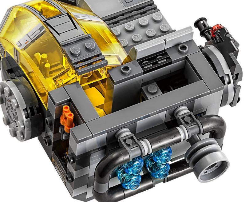 LEGO STAR WARS - 75176 - Resistance Transport Pod 75176_24