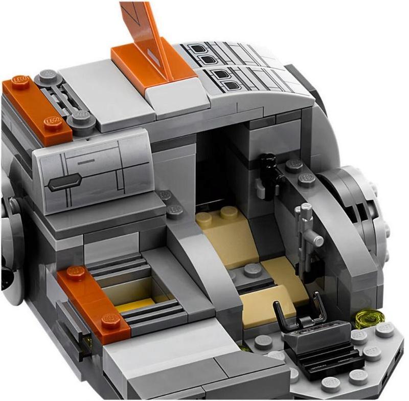LEGO STAR WARS - 75176 - Resistance Transport Pod 75176_25