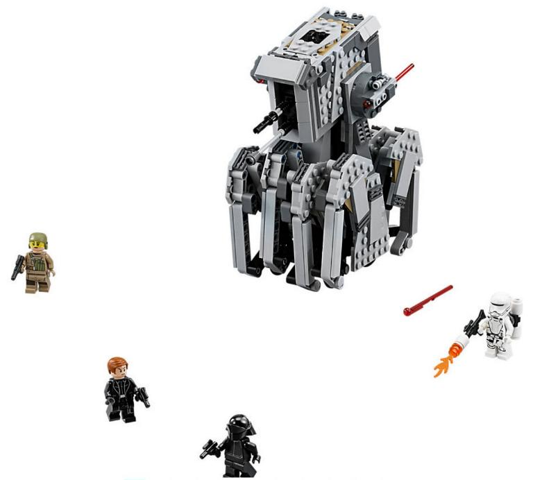 LEGO STAR WARS - 75177 - First Order Heavy Scout Walker 75177_11