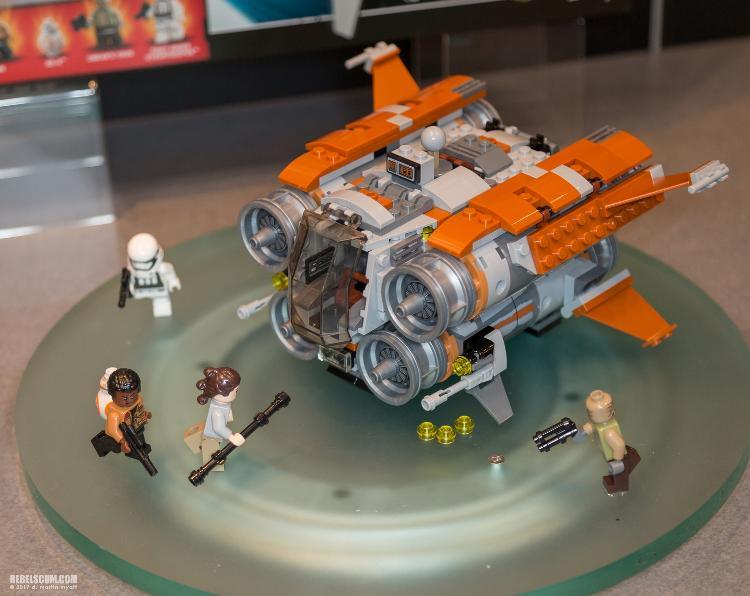 LEGO STAR WARS - 75178 - Jakku Quadjumper 75178_10