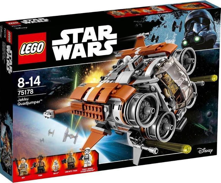 LEGO STAR WARS - 75178 - Jakku Quadjumper 75178_11